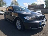 2008 BMW 1 SERIES 118D ES ** FULL BMW SERVICE HISTORY + 12 MONTHS MOT + 2 PREVIOUS OWNERS**