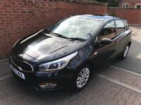 2013 Kia Ceed 1.4 CRDi Diesel New Shape - Long Mot - £20 Tax - Bargain I20 i30 vw toyota honda