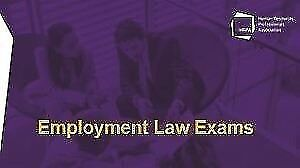 Employment Law 2017 Study Material (CHRL and CHRP)