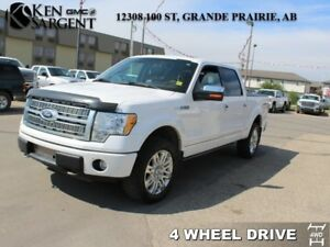2010 Ford F-150 Platinum  - Leather Seats -  Bluetooth -  Cooled