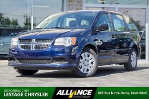2017 Dodge Grand Caravan Canada Value Package