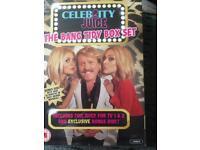 Celebrity Juice DVD box set unopened.