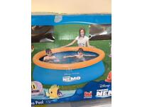 Brand New Finding Nemo 7 Feet Round Pool