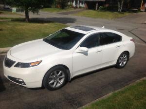 2012 Acura TL Toit ouvrant, intérieur cuir