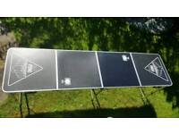 Beer pong table