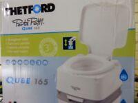 Thetford Porta Potti Qube 165 - unopened, NEW
