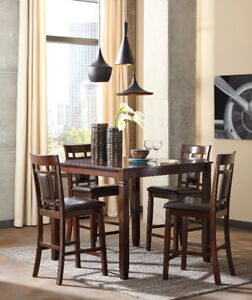 NEW DINING ROOM SETS FOR $519 OR LESS!!