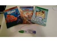 Leap Reader Pen and Interactive Books