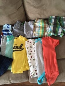 9 months clothing lot