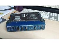 Samson C*Control - Control Room Matrix - Preston/Central Manchester