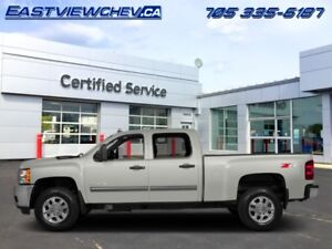 2014 Chevrolet Silverado 2500HD LTZ  - Leather Seats -  Bluetoot