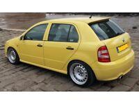 Skoda Fabia Audi A3 Vw Passat Vw Golf vr6 banded stell wheels, 5x100 16inch