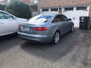 2009 Audi A6 3.0T Quattro S-Line - Safety/E-test Included