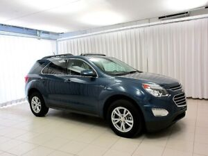 2016 Chevrolet Equinox WHAT A GREAT DEAL!! LT SUV w/ NAVIGATION,