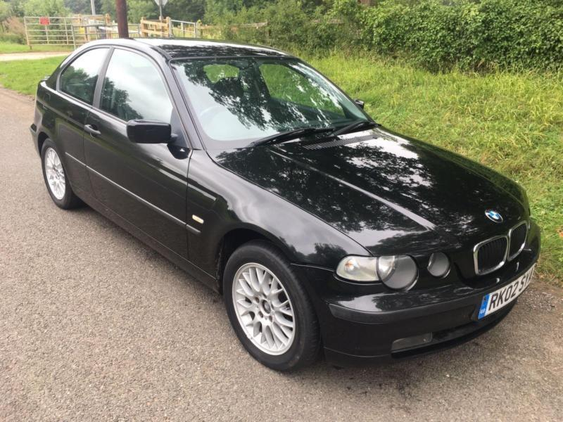 BMW 318 2.0 auto LONG MOT