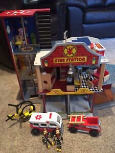 Kidkraft Fire Station from Costco