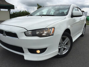 2014 Mitsubishi Lancer LIMITED MAGS ROOF SUPER CLEAN !!!!!!!