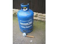 15kg Butane Gas Bottle - Full