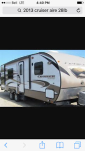 2013 cruiser aire take over payments