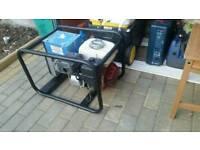 Stephill 3400 hm4s 3.4 kva generator 110v 220v