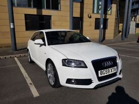 Audi A3 s line TFSI excellent condition