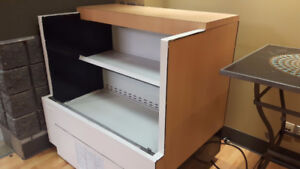 Grab and Go Commercial Display Fridge