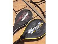 Tennis rackets Junior size