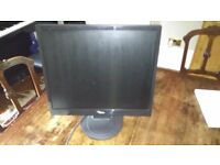 19 inch PC Monitor By Fujitso/Siemens