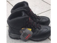 Tom Cat Safety Boots size 8 (3 pair available) £35 per pair