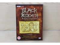 Black Adder Remastered - The Ultimate Edition