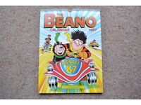 20 BEANO CALENDARS - 1987 - 2007 MOST IN MINT CONDITION - COLLECTORS ITEM