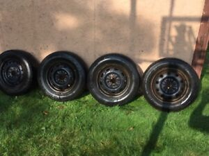 Winter Tires 185 x 65 x 14