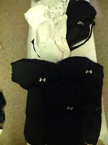 Youth football pants *5 pairs* (Under Armour, Reebok & Allison)