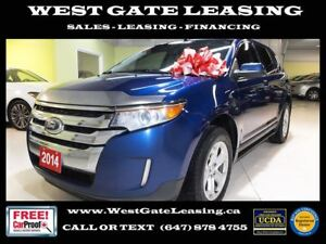 2014 Ford Edge SEL | NAVIGATION | CAMERA | NEW BRAKES | ACCIDENT