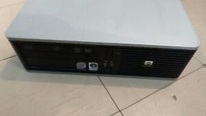 HP DC8700 with WINDOWS