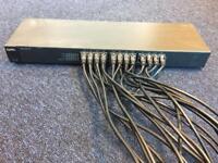 Zyxel ES-1100-24 24 Port Unmanged Switch