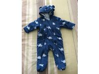 Baby Snow Suit. Suitable for 0-3 months