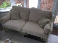 Conservatory furniture suite set
