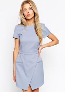 ASOS Brand New Banded Wrap Dress Size US 0