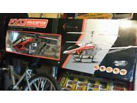 "Large r/c helicopter 50"" big"