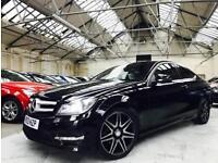 2013 Mercedes-Benz C Class 2.1 C220 CDI BlueEFFICIENCY AMG Sport Plus Coupe