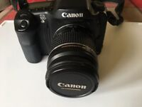 Canon EOS 10D with 2 Lenses