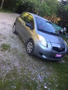 2008 Toyota Yaris 5-door Hatchback
