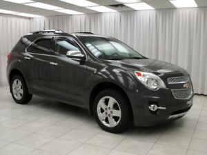 2015 Chevrolet Equinox LTZ V6 AWD SUV w/ BLUETOOTH, HEATED SEATS