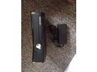 XBOX 360 console only with charger