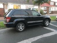 JEEP GRAND CHEROKEE 2005 3.0 CRD LIMITED