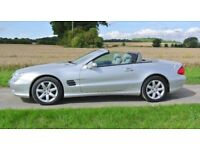 Mercedes-Benz SL350 3.7 auto. Free Nationwide Delivery. Low Mileage, Full Service History.