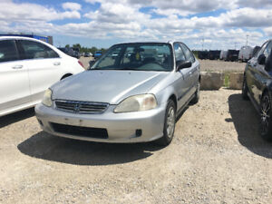 1999 Honda Civic Special Edition Sedan