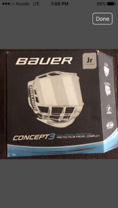 Hockey - Baues Concept 3 Face Mask size JR