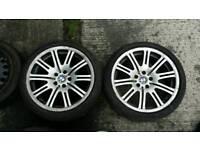 BMW m3 rears